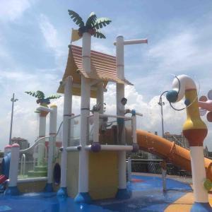 シンガポールでおすすめの子供の遊び場【無料/一部有料】- Splash N Surf  -