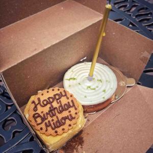 大好きなケーキでサプライズ - ありがとうを伝える日 -