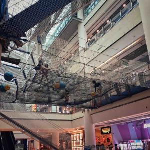 シンガポールでおすすめの子供の遊び場【有料】- AIR ZONE (City Square Mall) -