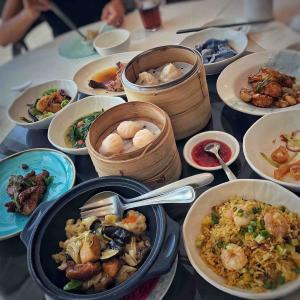 ガーデンバイザベイで1for1飲茶ブッフェ - Majestic Bay Seafood Restaurant -