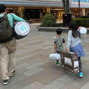 コロナ禍の本帰国 - 日本での新居探し -