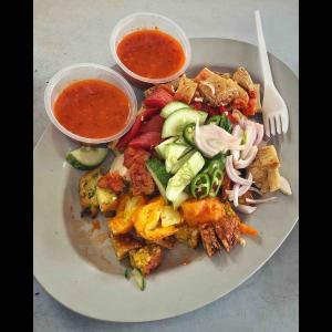 シンガポールでしか食べられないインド料理 - インディアンロジャック -