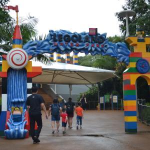 シンガポールから行くレゴランドマレーシア - 幼稚園児と楽しむウォーターパーク -
