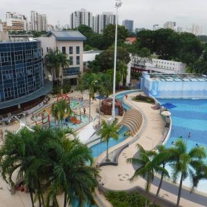 シンガポールの公営プール - ジュロンスイミングコンプレックス -
