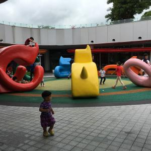 シンガポールでおすすめの子供の遊び場【無料】- VivoCity -
