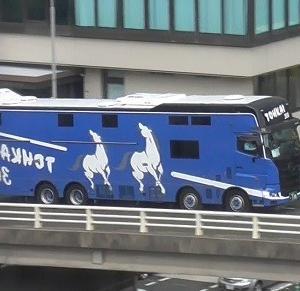 馬運車 小倉競馬場 2020年本場開催