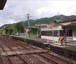石原町駅・構内踏切