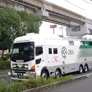 馬運車・小倉競馬本場開催時