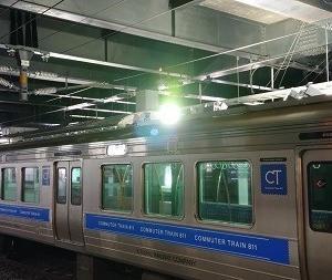 811系P8105+P1512・RED EYEを門司駅と小倉駅で