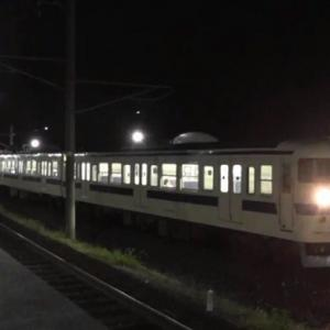 関門海峡花火大会 臨時列車 福北ゆたか線 415系