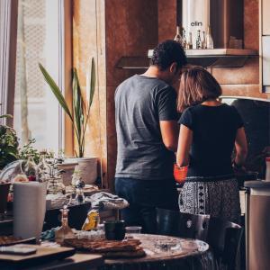 国際カップルの家事分担。同棲1年を経てどうイライラしなくなったか