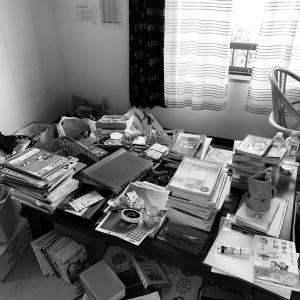 【お片づけレッスン】お家に文房具屋さんができました