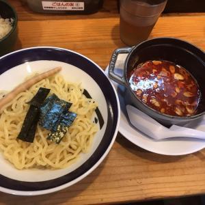 辛つけ麺(1.5玉)830円@らーめんやまふじ新大阪店 in 大阪市淀川区西宮原