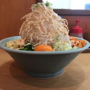 冷麺200g750円@悪魔そば in 大阪市淀川区西中島