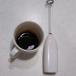 話題のダルゴナコーヒー作ってみた!