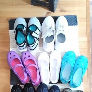子供の靴などまとめ買い