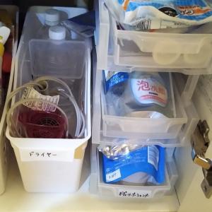 【捨て】洗面所の収納見直しで捨てた物