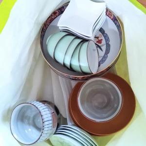 【捨て】処分した食器は自分で買ったのではなく、主にもらった物