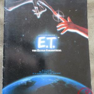 E.T.の続編ショートムービーを