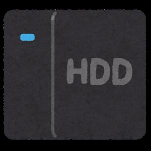 パソコンで使っていた外付けHDDをテレビ録画に使うためにUSBハブを注文しました