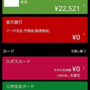 うつ病生活保護受給者の手持ち資金【2021年8月末時点】