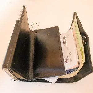 【一日一捨】財布の中身を断捨離しました