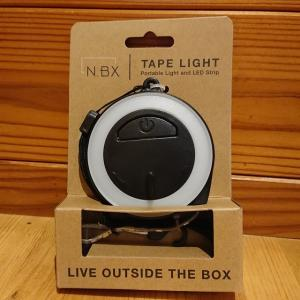大人気ベアボーンズから新ブランドN.BX 「ノーボックス」テープライトLED
