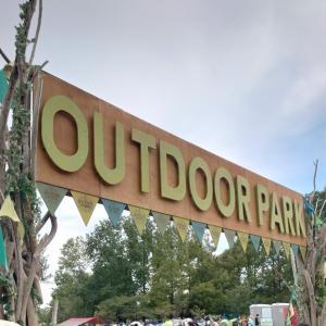 OUTDOOR PARK 2020 万博記念公園 2020.10.03