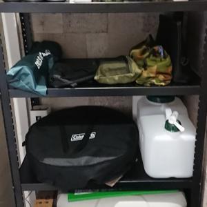 キャンプの上手な始め方 ②道具の準備