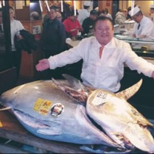 マグロ初競り2020漁師の取り分は約1億円!すしざんまいでの価格は1700円相当!?