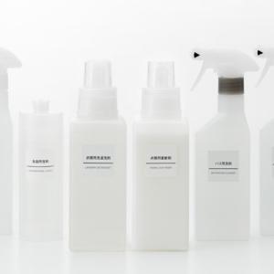 【新商品】無印良品の人と環境に配慮した洗剤シリーズが出た!専用ボトルが欲しい人必見♡