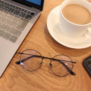 楽天で売れてるPCメガネ【ブルーライトカット率最大90%以上】おすすめ5選!JINS PCと比較してみた