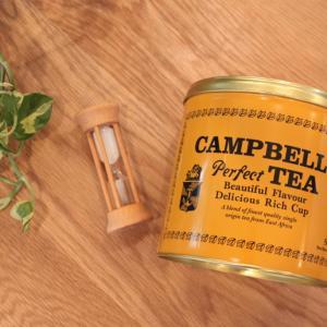 一生リピ決定!キャンベルズ・パーフェクトティーで至福のティータイム【おすすめ紅茶グッズをご紹介】