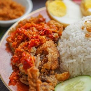 【おいしいもの備忘録】ジャカルタで最後に食べるもの問題