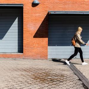 【街歩き】歩行者に優しい街を目指すタンゲラン