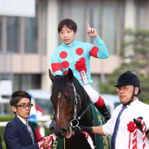池添謙一騎手の年度別代表騎乗馬www