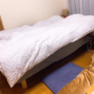無印良品の購入品6つ~ボンネルコイルのベッドを新調!安いけど十分満足。