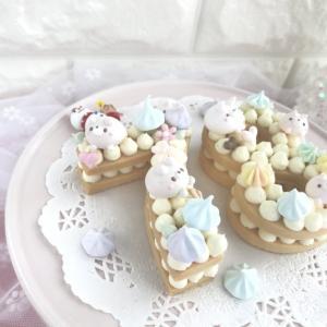 【学びの日】美味しくて可愛い!ALAのナンバーケーキ