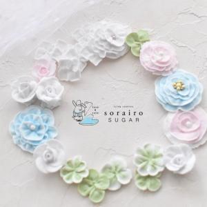 【学びの日】小さな小さなお花畑を作り上げる