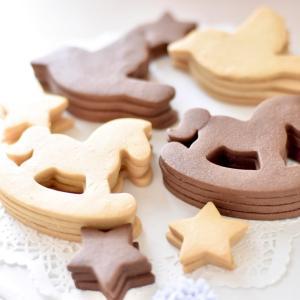陶器のようなツヤとなめらかさ!滋賀から大阪にお越しくださった型抜きクッキーレッスンレポ