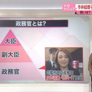 【悲報】安倍首相、今井絵理子議員を政務官就任に対して大炎上。みんなから叩かれてるのでのせてみた