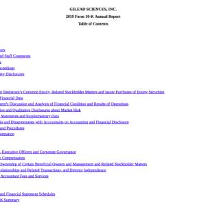コロナ銘柄【GILD】Gilead Sciences ギリアド