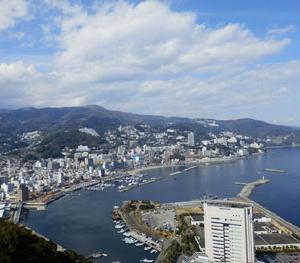 MOA美術館と熱海城(静岡県1)