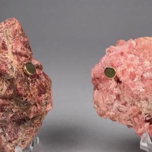 鉱物の磁性 Magnetic Properties of Minerals