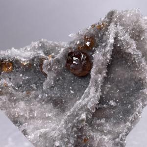 シュイコウシャンの閃亜鉛鉱 Sphalerite from Shuikoushan