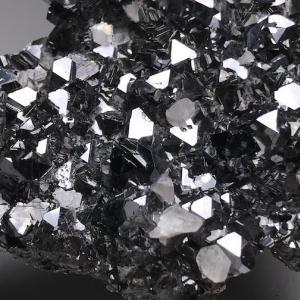 ダリネゴルスクの方鉛鉱 Galena from Dalnegorsk