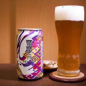 オラホビール「雷電カンヌキIPA」最強力士の技名を冠したビール