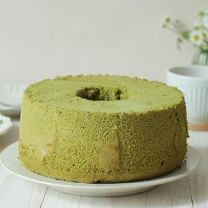 【米粉レシピ】抹茶シフォンケーキの動画公開しました♪