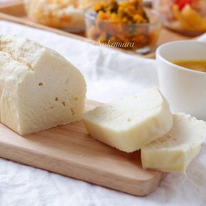 【インスタライブレポ】発酵しない米粉パンを作りました♪