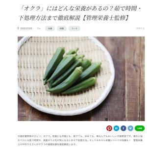 【コラム】夏野菜を美味しさキープの保存方法は?栄養を逃さない調理法は?